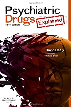 Psychiatric Drugs Explained 9780702029974