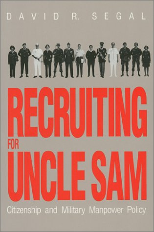 Recruiting for Uncle Sam 9780700605491