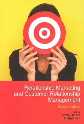 Relationship Marketing and Customer Relationship Management 9780702186875