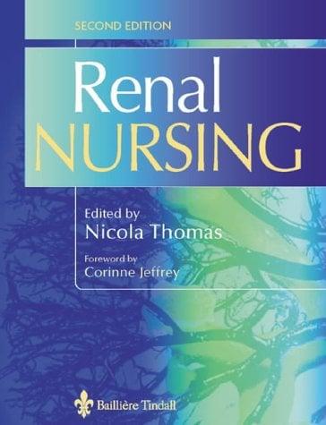 Renal Nursing 9780702026423