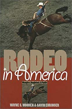 Rodeo in America 9780700608133