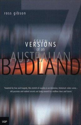 Seven Versions of an Australian Badland 9780702233494