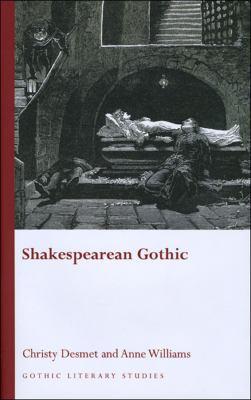 Shakespearean Gothic 9780708320921