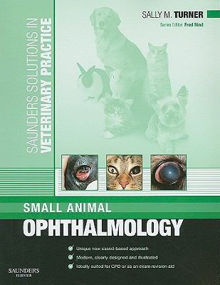 Small Animal Ophthalmology 9780702028724