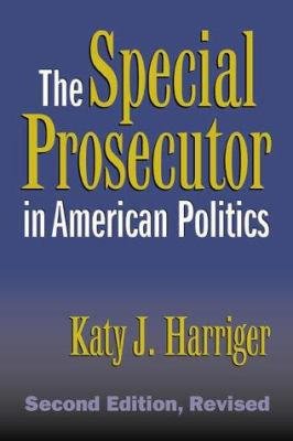 Special Prosecutor/Am Politics 9780700610198