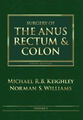 Surgery of the Anus, Rectum and Colon, 2- Volume Set 9780702027239