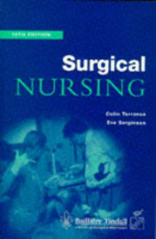 Surgical Nursing 9780702019692
