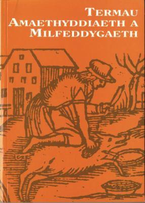 Termau Amaethyddiaeth a Milfeddygaeth 9780708312704