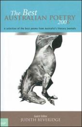 The Best Australian Poetry 2571955