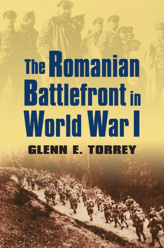 The Romanian Battlefront in World War I 9780700618392