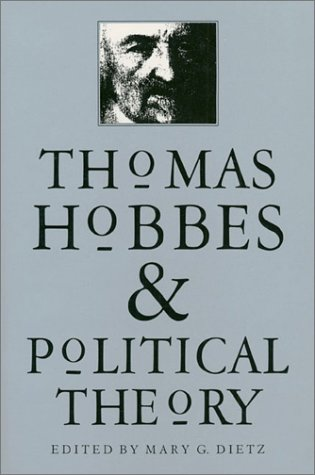 Thomas Hobbes and Political Theory (PB) 9780700605194