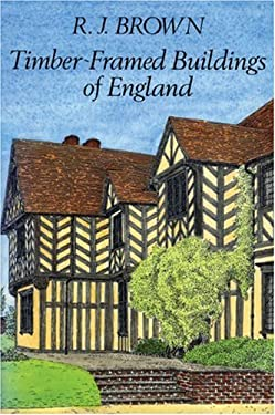 Timber-Framed Buildings of England 9780709060925