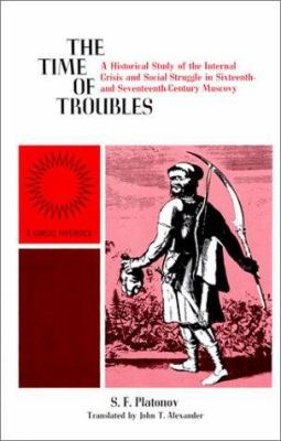 Time of Troubles (PB) 9780700600625