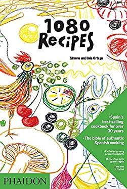 1080 Recipes 9780714848365