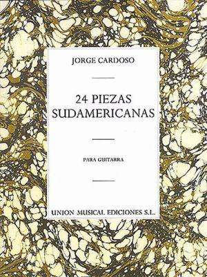 24 Piezas Sudamericanas Para Guitarra 9780711943285