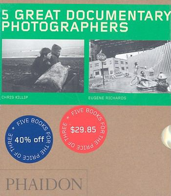 5 Great Documentary Photographers 9780714849386