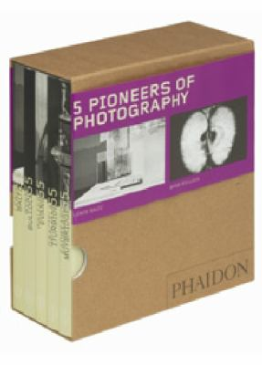 5 Pioneers of Photography 9780714849379