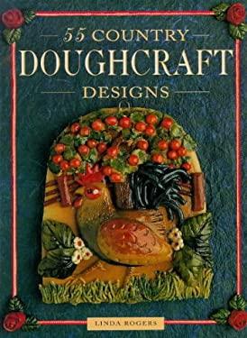 55 Country Doughcraft Designs 9780715306062