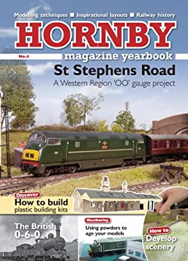 Hornby Magazine Yearbook No. 4 9780711036574