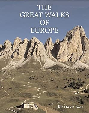 The Great Walks of Europe 9780711228559