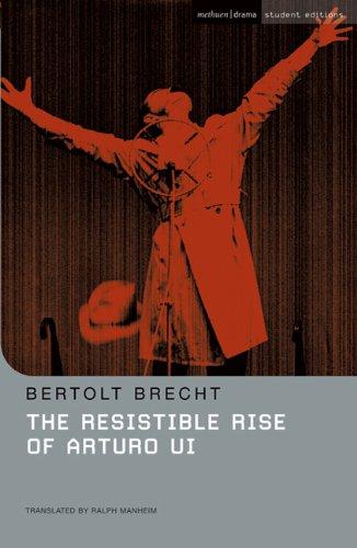 The Resistible Rise of Arturo Ui 9780713685114
