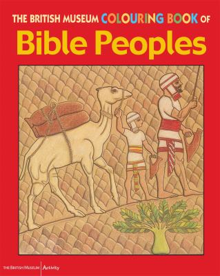 The British Museum Colouring Book of Bible Peoples 9780714131320