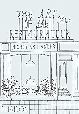 The Art of the Restaurateur 9780714864693