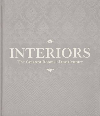 Interiors  -  The Greatest Rooms of the Century (Velvet Cover Color is Platinum Gray, 1 of 4 available colors  see below for more detail)