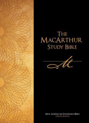 The MacArthur Study Bible-NASB-Large Print 9780718020354