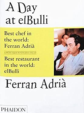 A Day at Elbulli 9780714848839