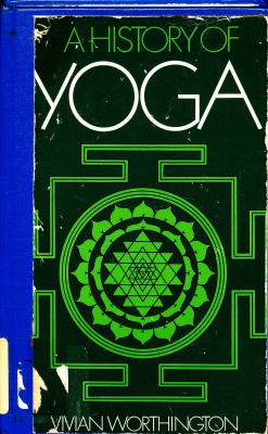 A History of Yoga