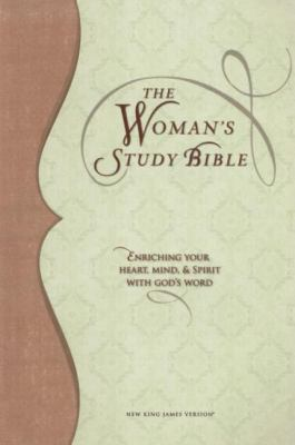 A Woman's Study Bible-NKJV 9780718018177