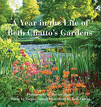 A Year in the Life of Beth Chatto's Gardens 9780711232143