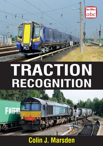 Ian Allan ABC Traction Recognition 9780711034945