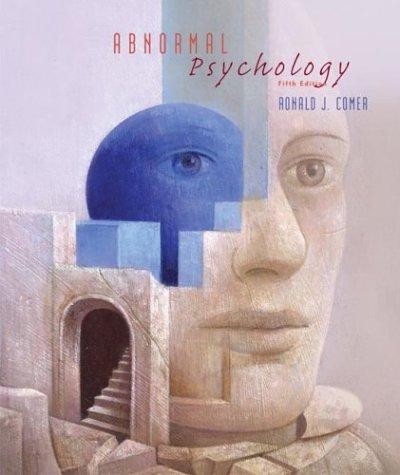 Abnormal Psych 5e - 5th Edition