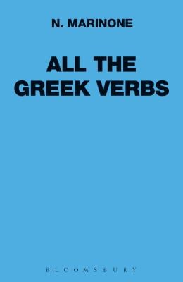 All the Greek Verbs 9780715617724