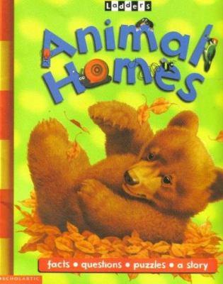 Animal Homes 9780716677178
