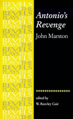 Antonio's Revenge 9780719057038