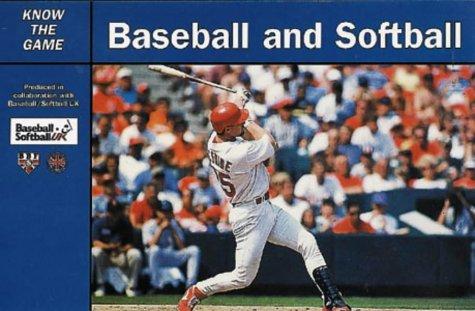 Baseball and Softball 9780713653786