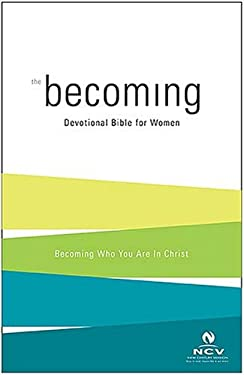 Becoming Devotional Bible-NCV 9780718015169