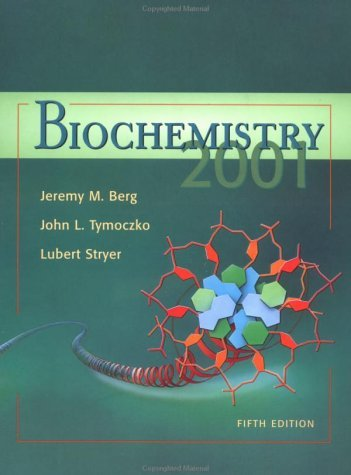 Biochemistry 2001 - 5th Edition