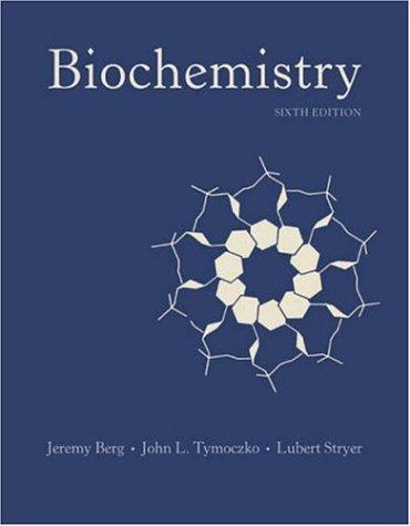 Biochemistry (6th Edition) (Berg)