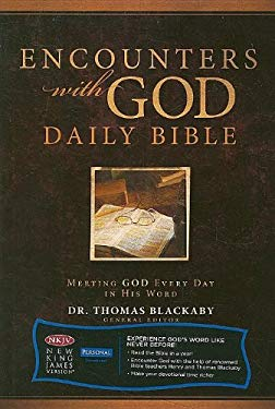 Blackaby Daily Bible-NKJV 9780718008482