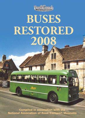 Buses Restored 2008 9780711033191