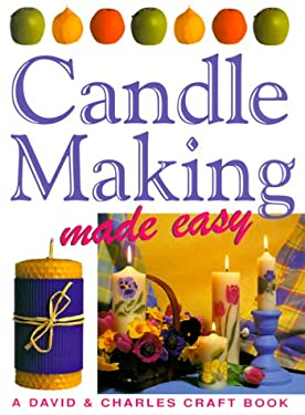 Candle Making Made Easy 9780715309759