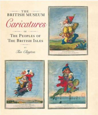 Caricatures: of the Peoples of the British Isles 9780714150567