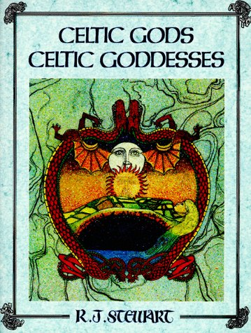 Celtic Gods, Celtic Goddesses 9780713721133