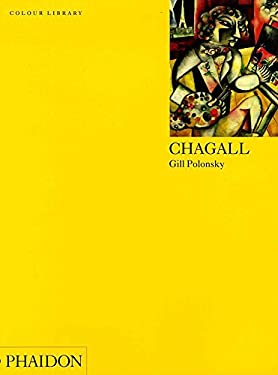 Chagall: Colour Library 9780714834030