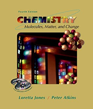 Chemistry 4e&cdr: Molecules, Matter and Change 9780716735953
