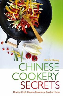 Chinese Cookery Secrets 9780716022244